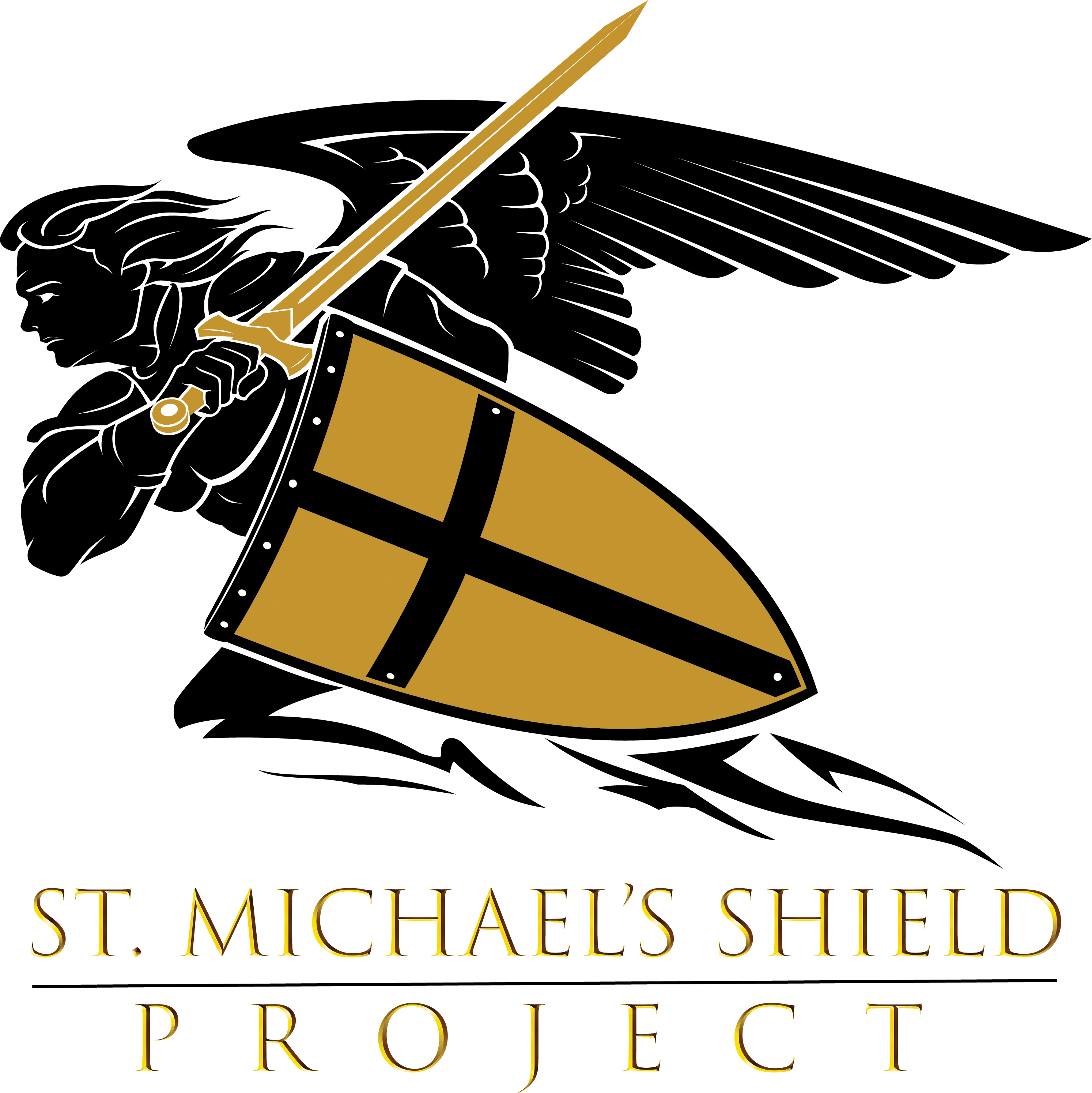 St Michael's Shield Project Logo