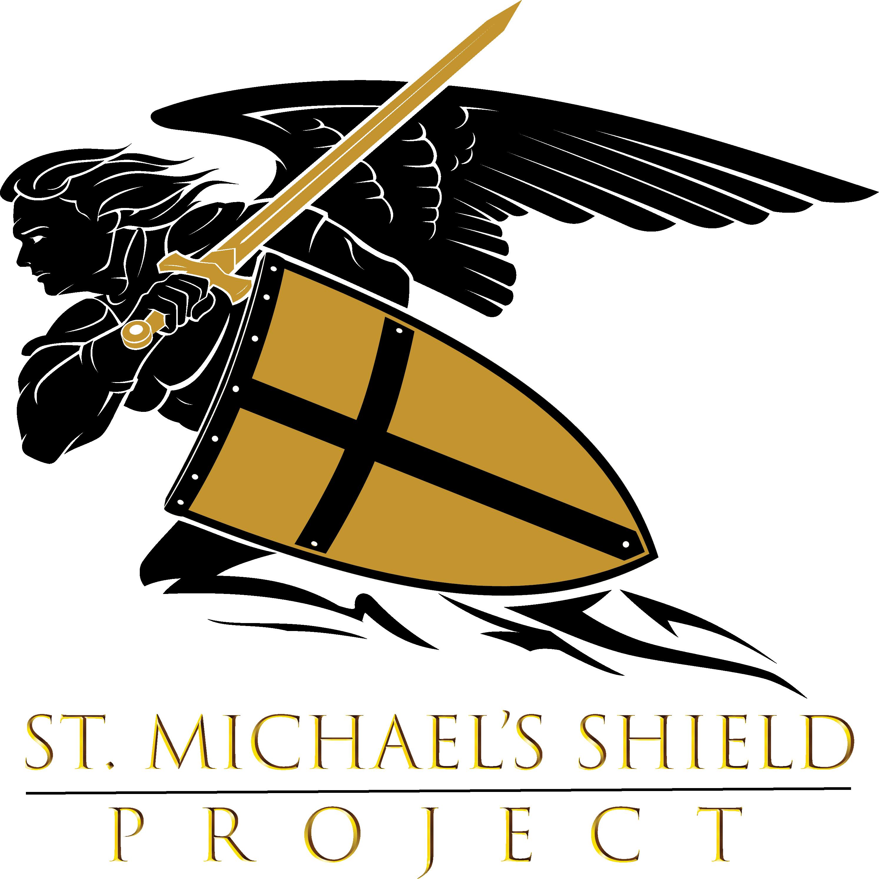 St Michael's Shield Project Logo